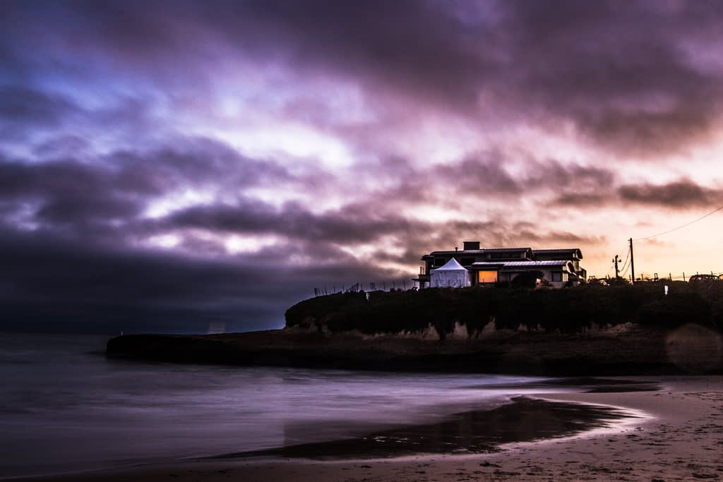 Clouds and Cliffs - Among Landscape Photography Artists