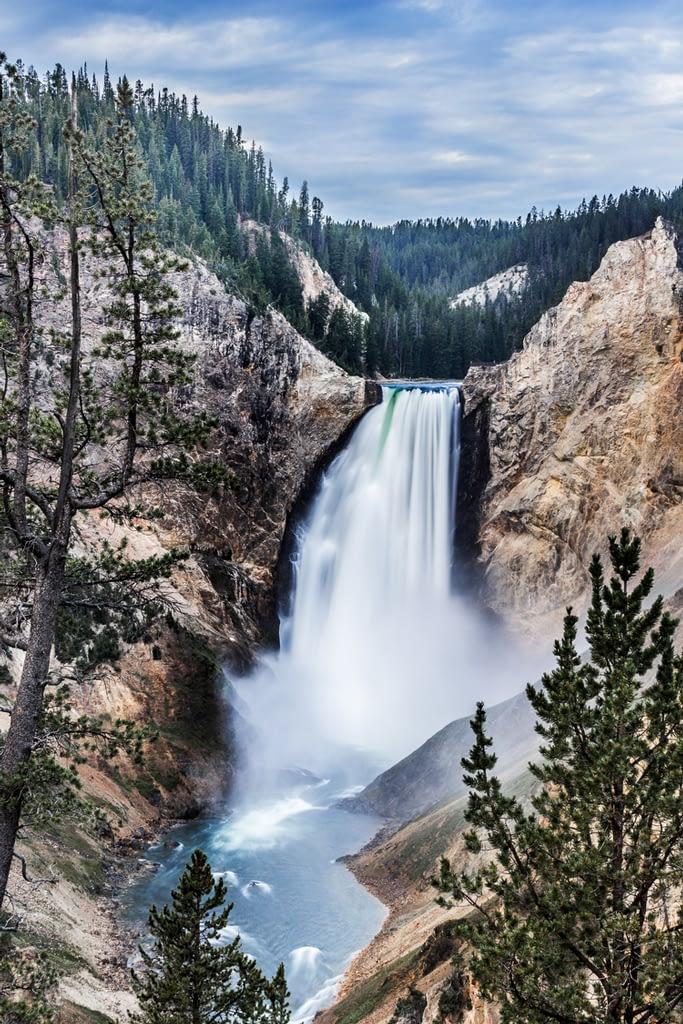 Waterfall - Among Landscape Photography Artists
