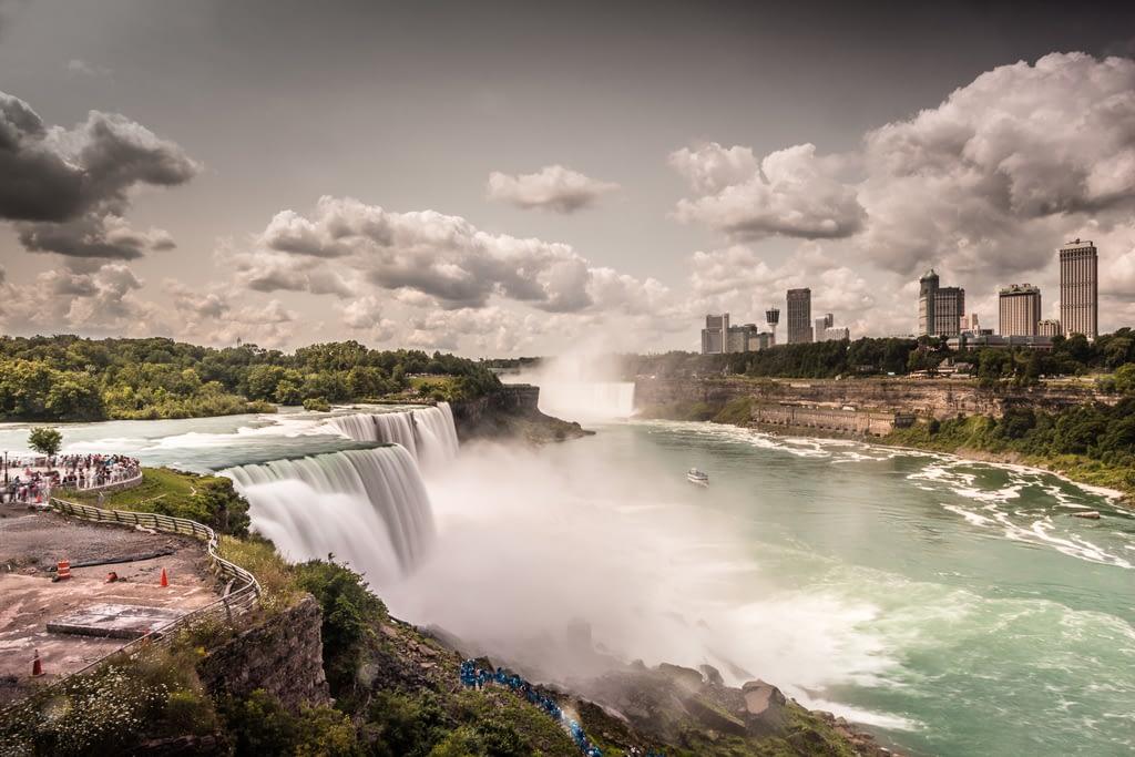Niagara Falls - Among Landscape Photography Artists