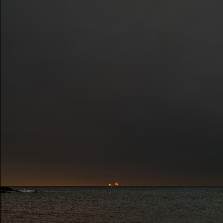 Barco al sol - Landscape Photography by Jose Luis Durante Molina