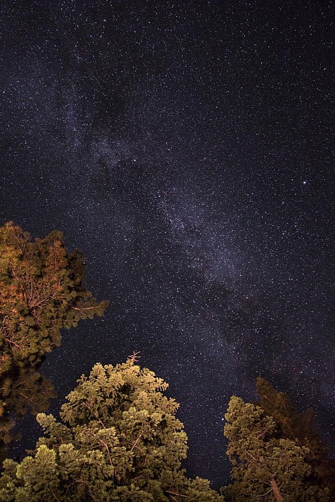 Tahoe Sky - Astrophotography