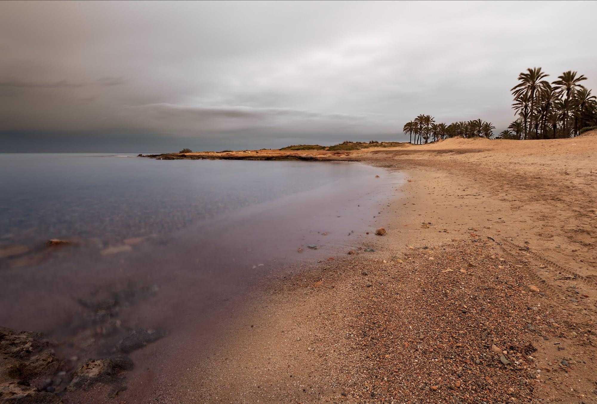 Cala de Torrevieja 2 - Landscape Photography by Jose Luis Durante Molina